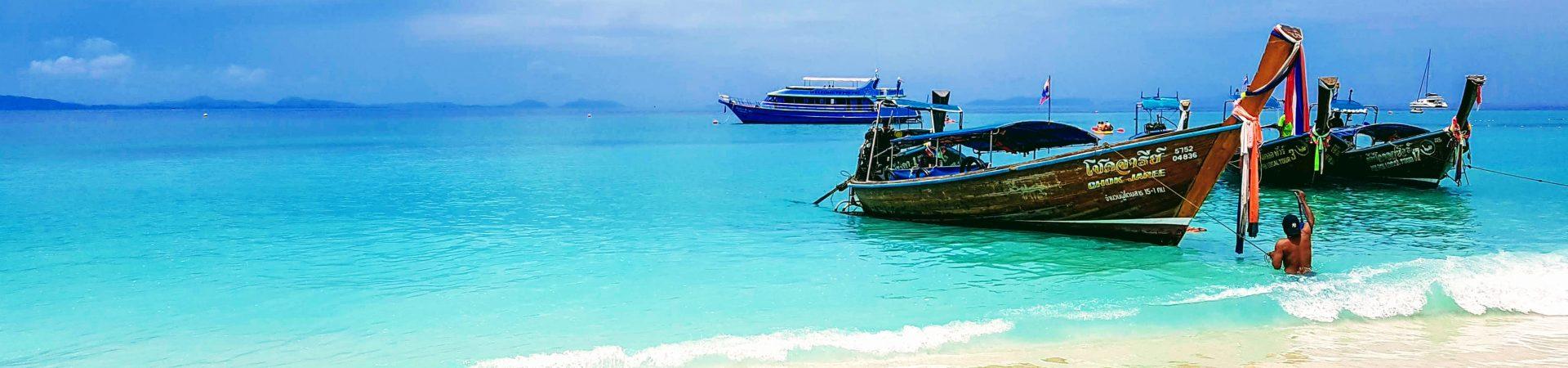Strande på Phuket